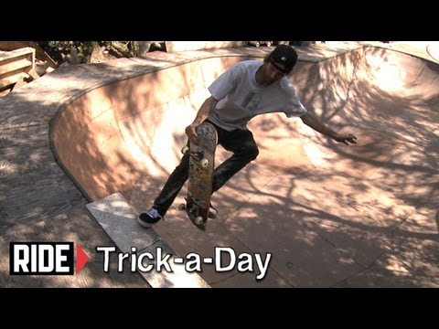 How-To Skateboarding: Ice Plant with Pat Duffy