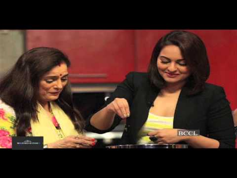 Sonakshi Sinha loses her patience on Farah Khans show  TOI