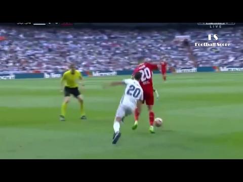 Real Madrid vs Sevilla 4-1 Full Goals & Highlight 14-05-2017 HD