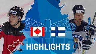 Канада - Финляндия5-2