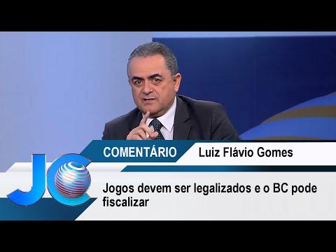 Jogos precisam ser legalizados e o BC pode fiscalizar, afirma Gomes