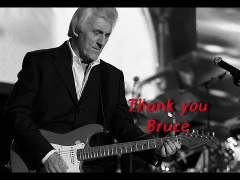 Thank you quotes - Thank you Bruce by The VHBL cover Charles Campbell