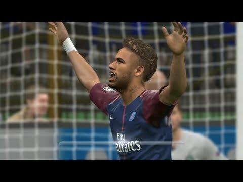 [HD] Neymar vs Celtic Glasgow | UEFA Champions League 2017/2018 | 12/09/2017 PES 2017