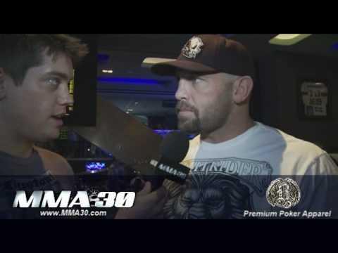 Shane Carwin talks UFC 116 Brock Lesnar Cant Take My Punch