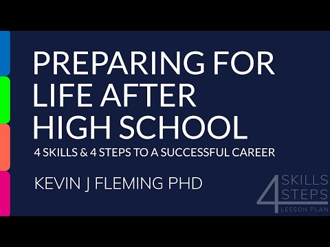 4 Skills & 4 Steps to a Successful Career