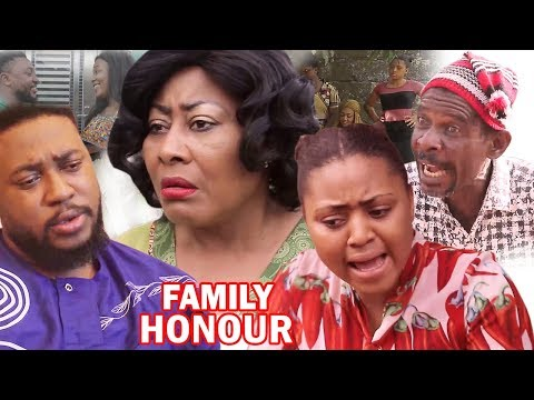 Family Honour Season 1&2 - Ngozi Ezeonu / Regina Daniels / Nosa Rex 2019 Latest Nigerian Movie