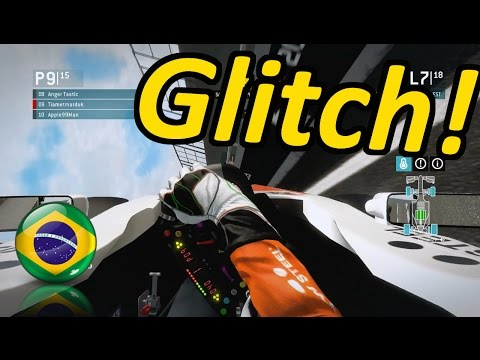 F1 - F1 2013 Gameplay: Brazilian Grand Prix Overtakes, Crashes, Glitches & Safety Cars! Follow me on Twitter - https://twitter.com/Tiametmarduk Facebook - https:/...