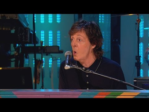 Paul McCartney - New - Later... with Jools Holland - BBC Two HD