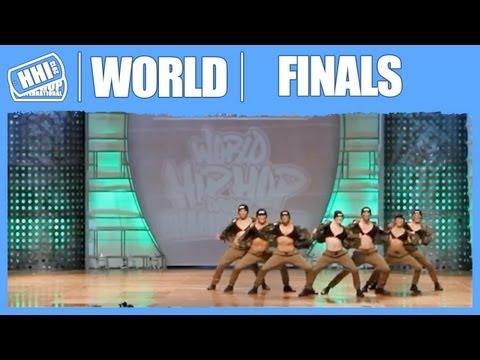 Prestige - New Zealand (Adult) @ HHI's 2013 World Hip Hop Dance Championship Finals