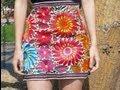 DIY falda mexicana espectacular!! - YouTube