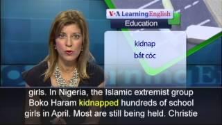 Anh Ngữ đặc Biệt: USAID/Girls' Education (TV) (VOA)