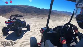 6. Polaris RZR RS1 in the dunes at Sand Mountain, Nevada