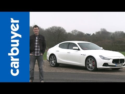 Maserati Ghibli saloon 2014 review – Carbuyer