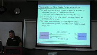 Embedded Systems Course - Lecture 12: Serial Communications Basics