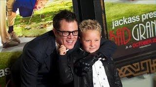 'Bad Grandpa' Premiere