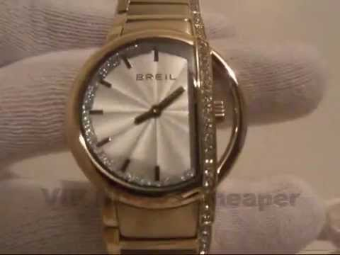 Breil Venus (TW0670) Ladies Dress Watch With Swarovski Crystals