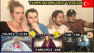 [Amazing!] Aleyna Tilki vs Hadise vs Edis - German/TR/ENG - First Turkish Pop Music Reaction [9K]