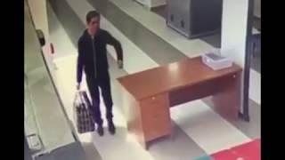 Kiedy jesteś pierwszy raz na lotnisku i nie masz nic do ukrycia. Ochrona wymiękła
