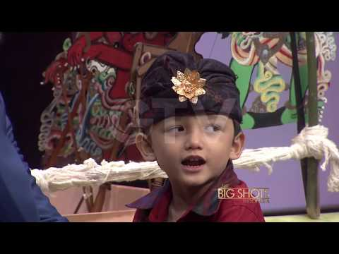 Aksi Dalang Cilik Bikin Gemes! | Little Big Shot Indonesia #2 (3/4) GTV 2017