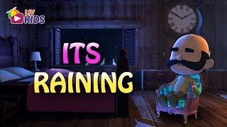 It's time to sing along, learn and dance with the popular nursery rhyme It's Raining It's Pouring. #livkids emphasises on learning theories through interacti...