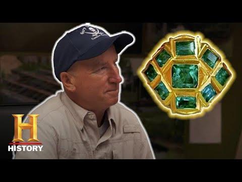Beyond Oak Island: Gary's Jaw-Dropping Incan Gold Discovery (Season 1) | History
