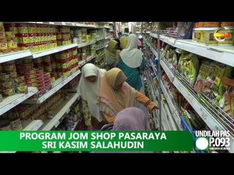 #PRKSungaiBesar : Program Jom Shop Pasaraya Sri Kasim Salahudin