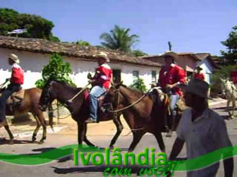 Cavalgada Ivolândia-GO