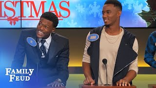 Video Hope I DIE before my PASTOR does!!! | Family Feud MP3, 3GP, MP4, WEBM, AVI, FLV September 2018