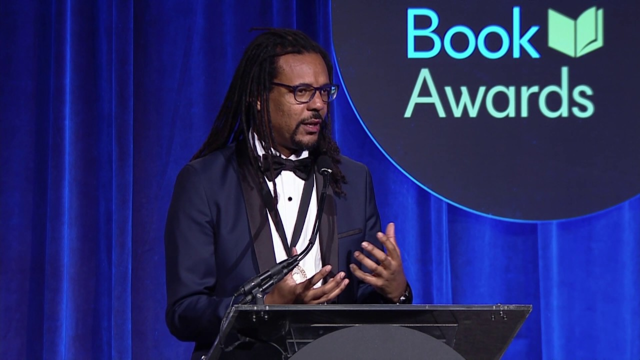 Colson Whitehead: Acceptance Speech National Book Award 2016