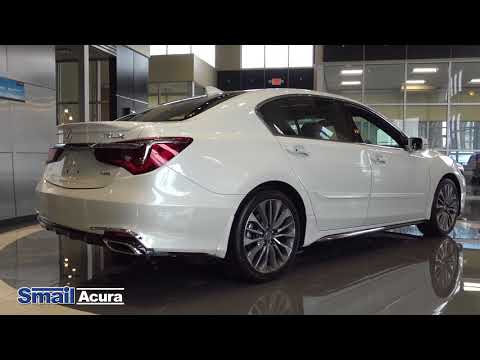 New 2018 Acura RLX With Technology Package In Greensburg, PA