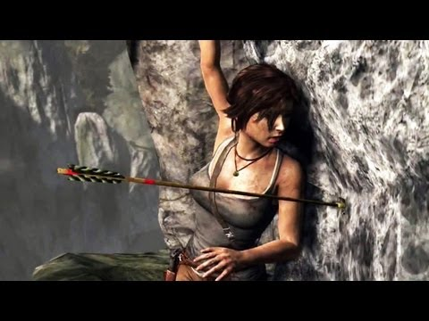 Tomb Raider Official Trailer (HD)