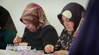 Kadınlarımızın Sosyal Yaşamın İçinde Daha Güçlü Yer Almasını Destekliyoruz