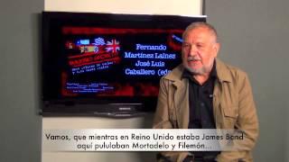 Fernando Marti?nez Lai?nez, autor de 'Máximo secreto'. 29-9-2014