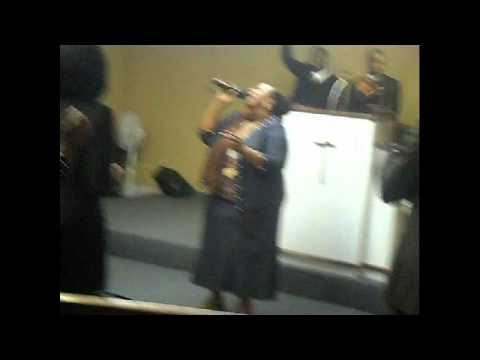 Sherea Atkins - The Presence of the Lord is Here at Praise and Worship Conf. 5-26-11