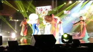 Hoàng Thùy Linh - Múa Dân Gian (Tôi Tỏa Sáng Rehearsal)