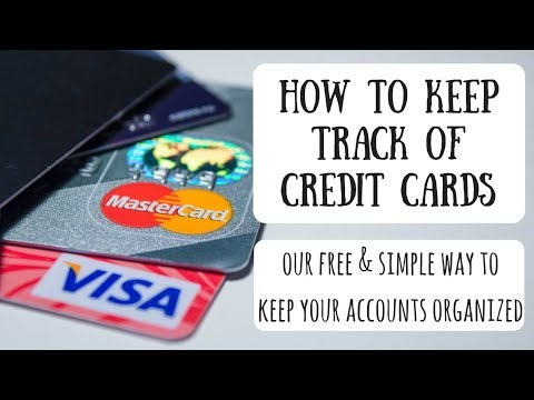 How to Keep Track of Your Credit Cards | Our Favorite Tools for Staying on Top of Cards & Points