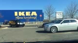Canton (MI) United States  city photos : Road Trip to Ikea in Canton, MI Made with GoPro