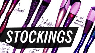 STOCKINGS - Fashion Drawing Tutorials