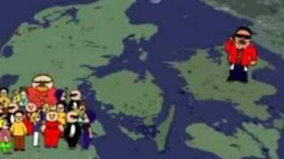 """En animeret video til nummeret """"Æ Fra Jylland"""" fra pladen """"Vi Fra Jylland"""" (2006). Der findes ingen """"officiel"""" video til nummeret,..."""