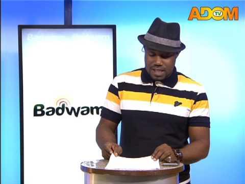 Badwam Sports on Adom TV (8-5-17)