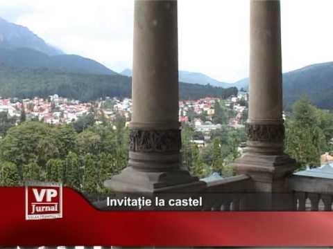 Invitație la castel
