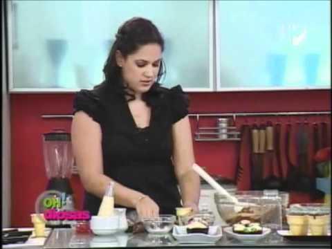 Miss Cupcakes: Cómo preparar cupcakes en cono de helado para Oh Diosas
