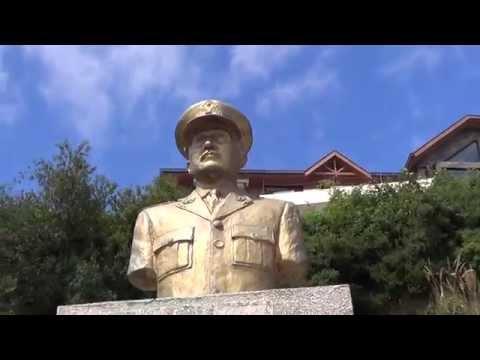 Esculturas Héroes de la Patria, Puerto Varas (8,0)
