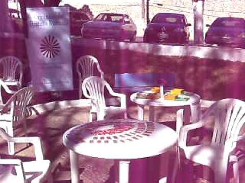 Exposição Brahma Kumaris em Aguas de Lindoia 06-jul-10 com música