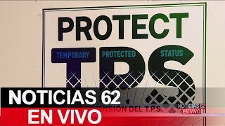 Extienden TPS – Noticias 62 - Thumbnail