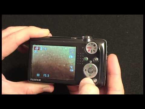 Fuji FinePix F70EXR Digital Camera Review