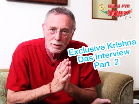 EXCLUSIVE interview with Krishna Das - 2