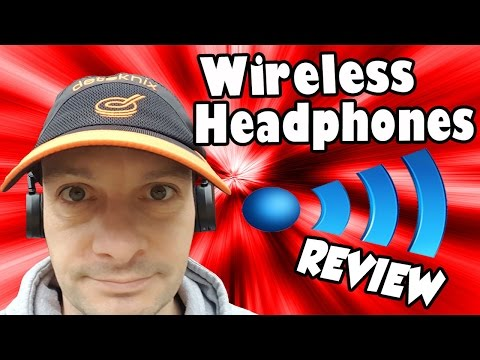 Deteknix Wire Free Headphones Review