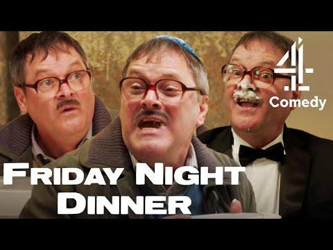 Jim's Funniest Scenes in Series 6! | Friday Night Dinner
