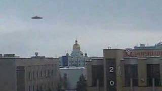 Saransk Russia  City pictures : UFO above Saransk (Russia), 2007